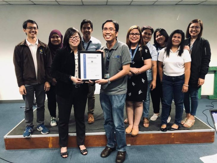DOST-ASTI is now ISO 9001:2015 certified!